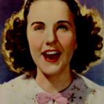 『オーケストラの少女(One Hundred Men and a Girl)』ラスト・シーンは少女Deanna Durbinのうたう「乾杯の歌」