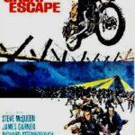 『大脱走(The Great Escape)』 生きて帰国できたのは3人だけであったが、まさにThe Great Escape、挑戦であった。